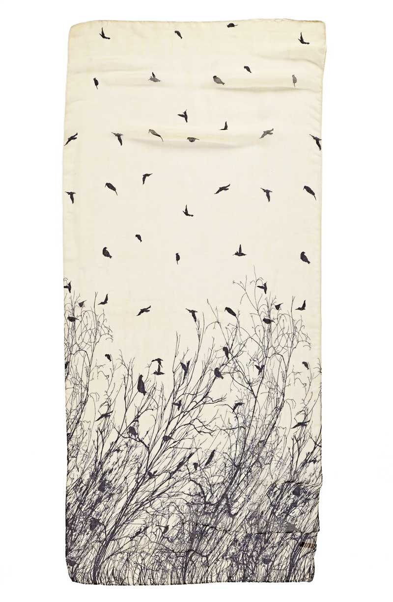 Daily Deal: Evelyn K. Bird Branch Scarf