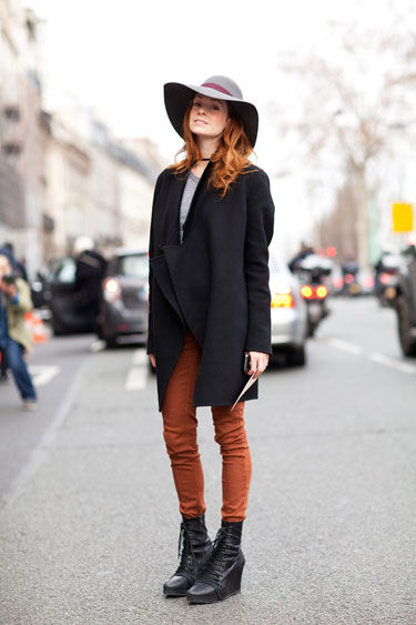 Fall Fashion Wish List: Burnt Orange