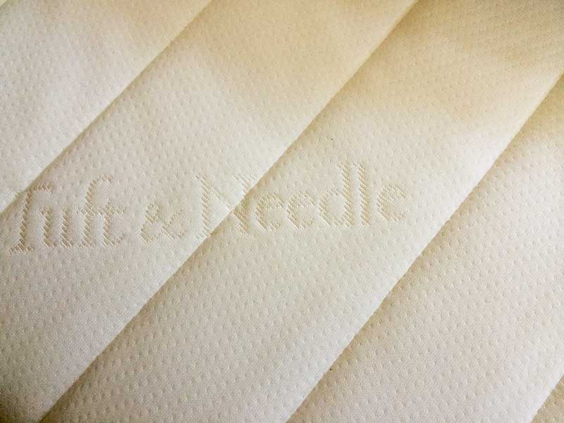 Tuft & Needle Reviwe: Mattress Texture