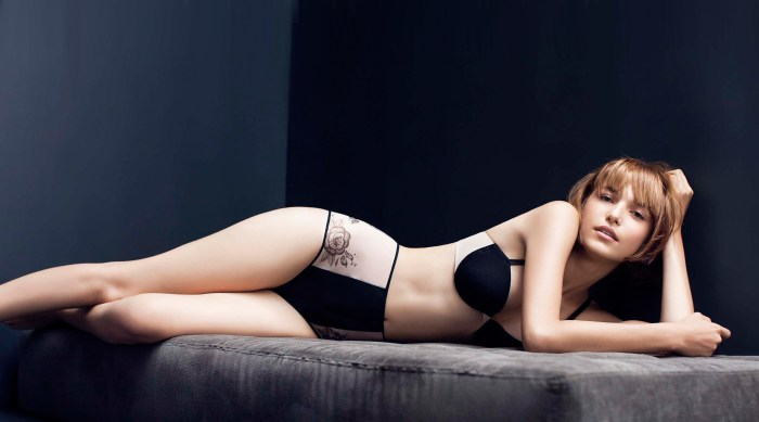 Affordable Lingerie Line to Love: Naja