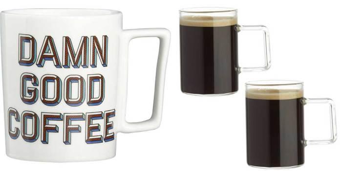 CB2 Mugs
