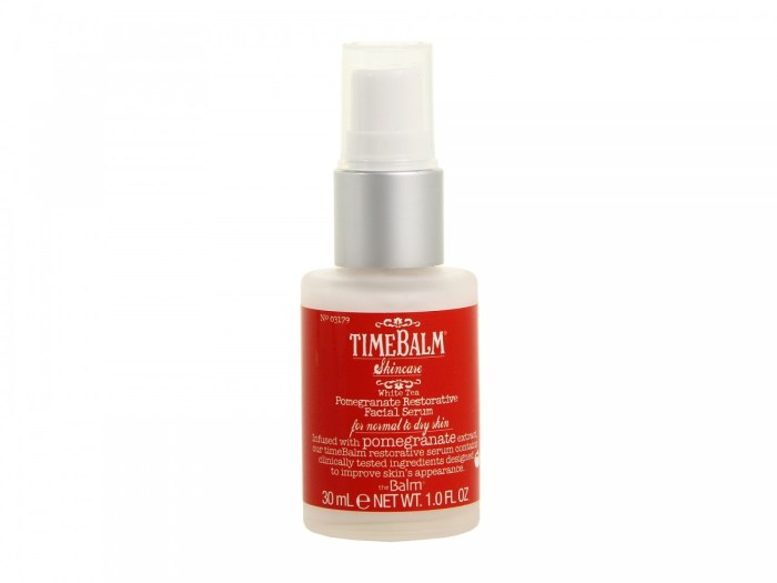 theBalm Time Balm Pomegranate Restorative Serum