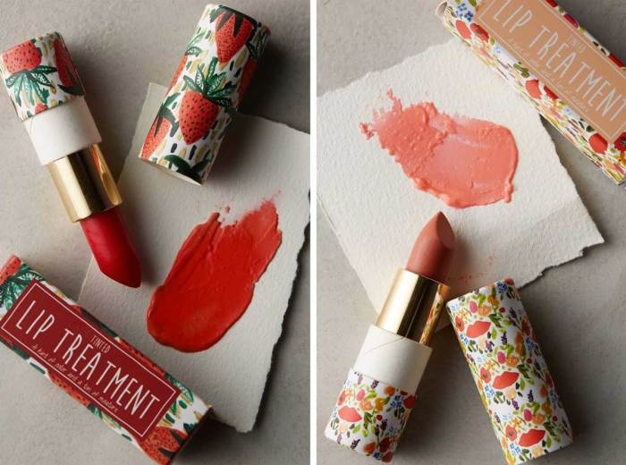 Anthropologie Lip Treatments