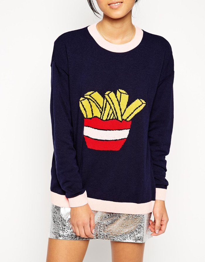 ASOS Fries Sweater