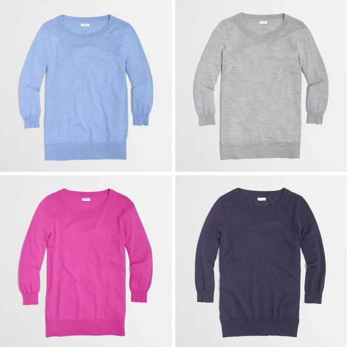 J Crew Sweaters
