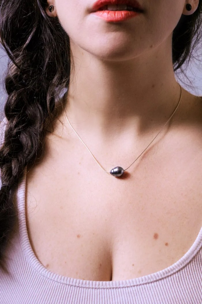 Tahitian Pearl Necklace from The Pearl Source