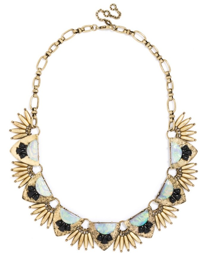 Baublebar Minerva Fringe Necklace