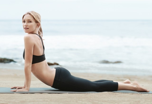 Kate Hudson, Co Founder of Fabletics