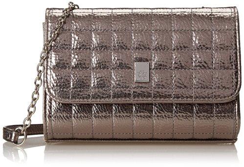 Jessica Simpson Tess Metallic Mini Crossbody Bag, $21.53