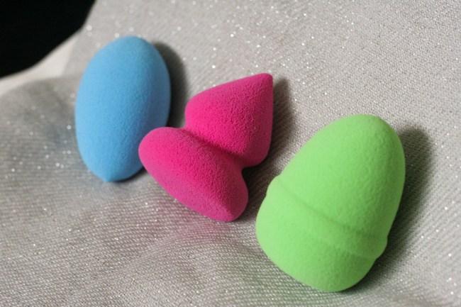 Aurora Fairy Sponge Set
