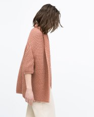 Draped Cardigan, $39.95 (now $79.90)