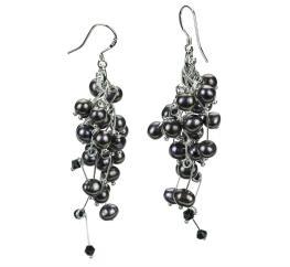 Janice Freshwater Pearl Earrings