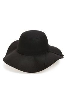 Leith Tildon Floppy Felt Hat, $26