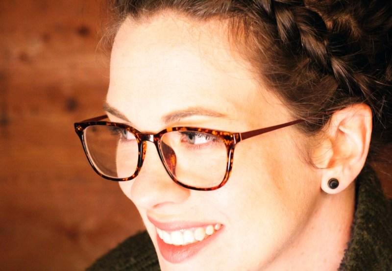 GlassesShop.com Ludington Wayfarers