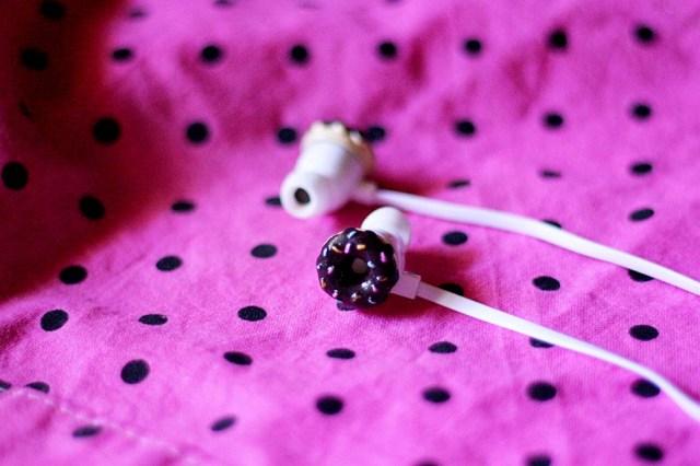 Ankit Donut Earbud Headphones