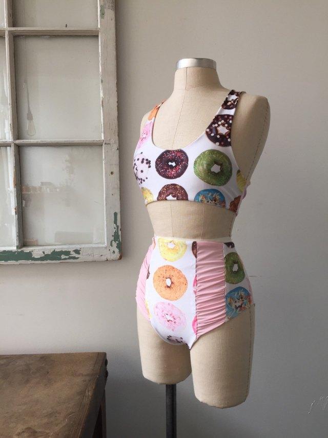 Siobhan Barrett Donut Bikini