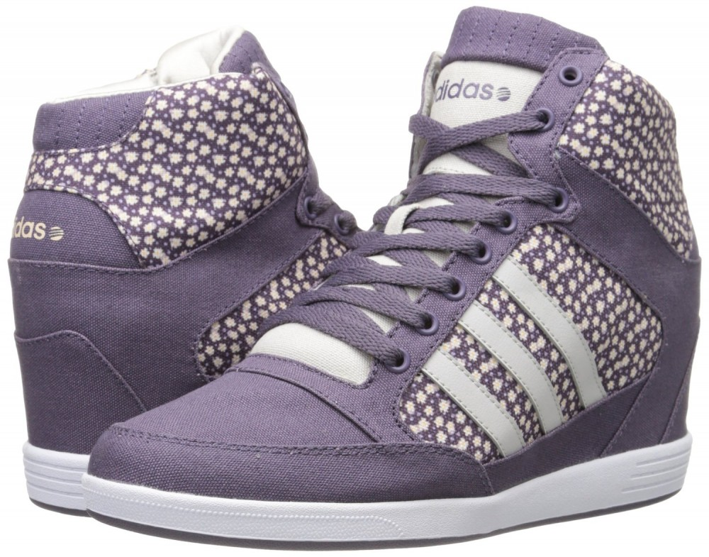Wedge Sneakers: Actually Made for Dancing All Night – Broke