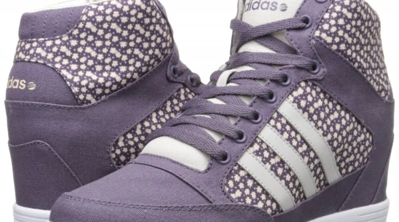 e9a715898803a0 Wedge Sneakers  Actually Made for Dancing All Night • Broke and ...