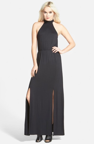 Leith Double-Slit Maxi Dress, $44.90