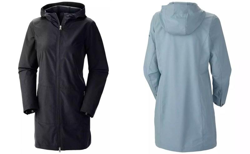 Columbia Sportswear Weekend Wanderer Shell Coat