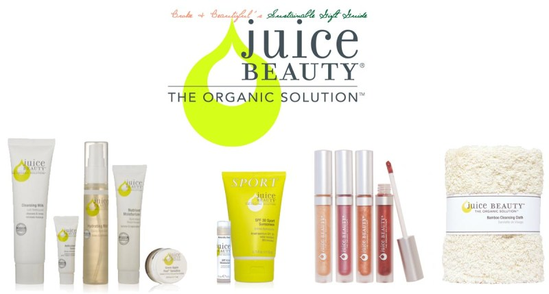 Juice Beauty Sustainable Holiday Gift Guide