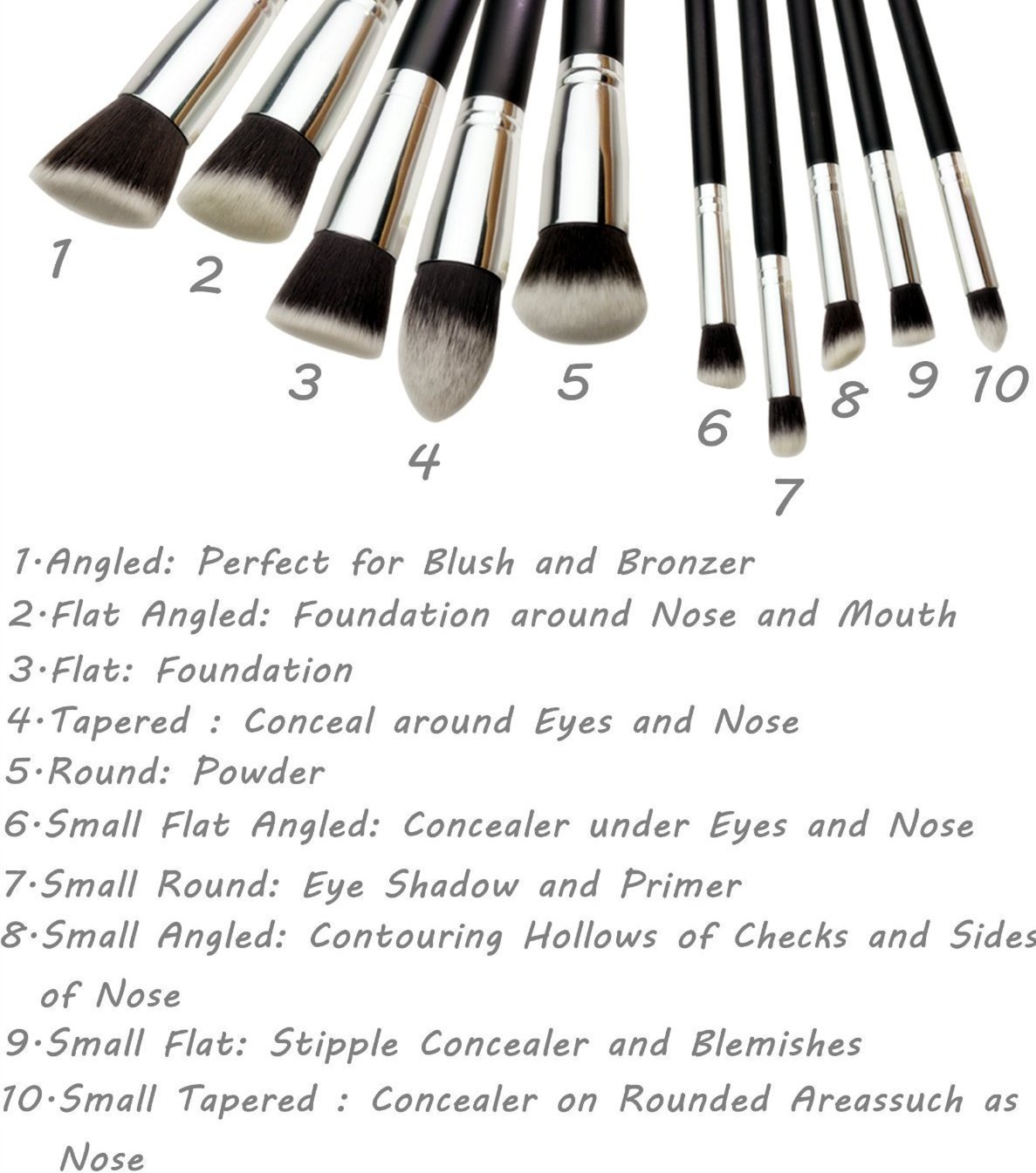 Eye brush set sigma