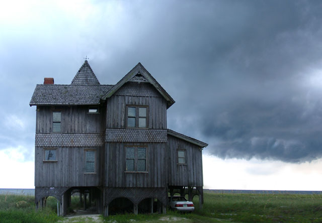 Stormy House