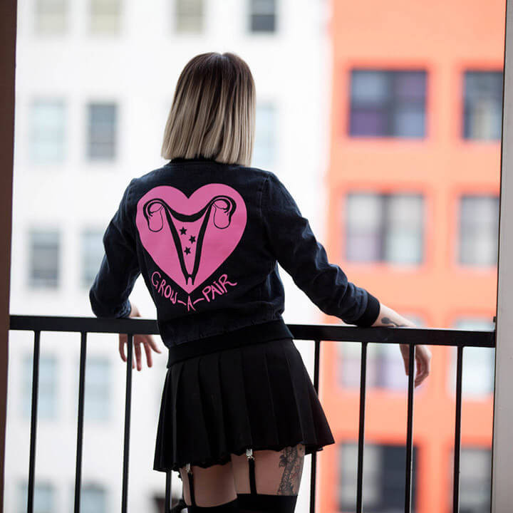 Valfre Grow A Pair Jacket