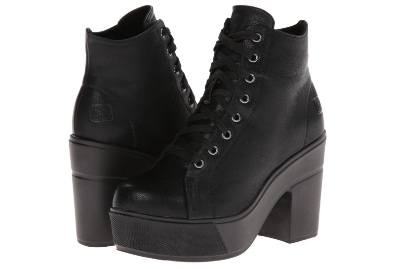 Dirty Laundry Campus Queen Ankle Boots