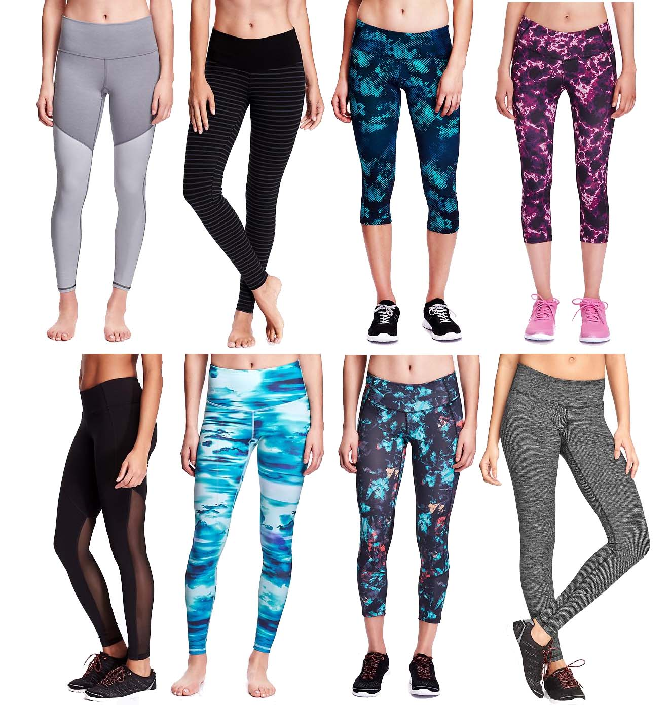 00a4e740c9c34 Old Navy Active: Workout Gear & Running Outfits for Cheap
