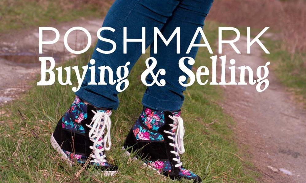 Buying and Selling Clothes on Poshmark