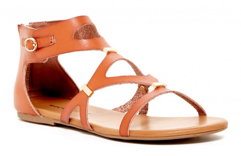 Rock and Candy Naomi Sandals Tan
