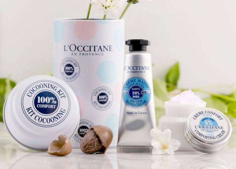 Free L'Occitane Shea Butter