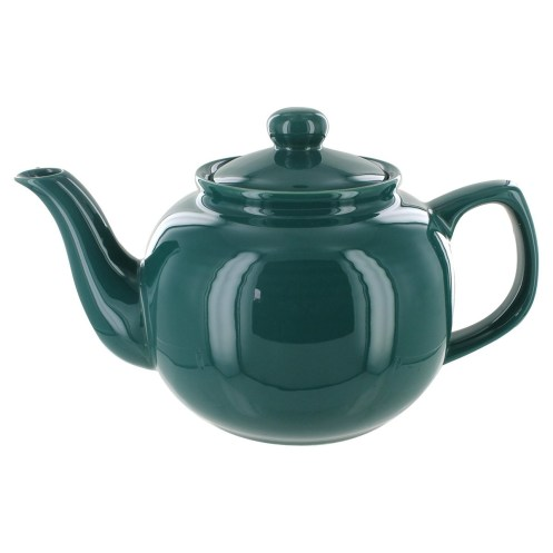 English Tea Store Hunter Green Teapot