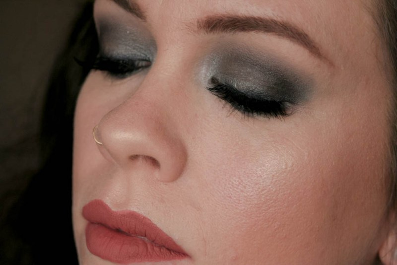 Milani Smokey Essentials Palette Eye Makeup Review