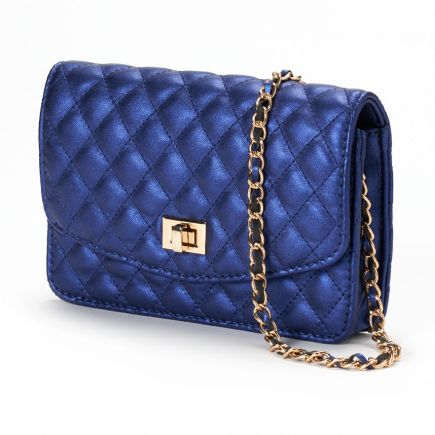 Mellow World Amanda Quilted Purse