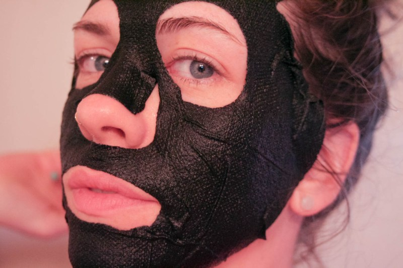 Miss Spa Bamboo Charcoal Sheet Mask-6