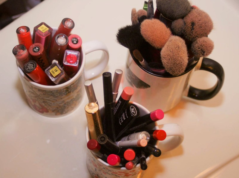 Zazzle Makeup Brush Mugs