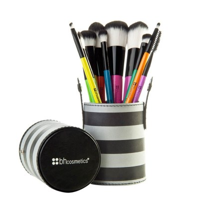 BH Cosmetics Pop Art Makeup Brush Set