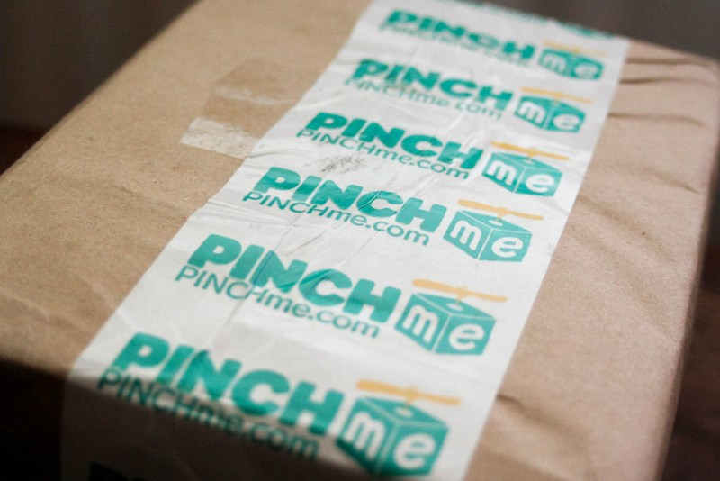 mail box tape pinchme samples