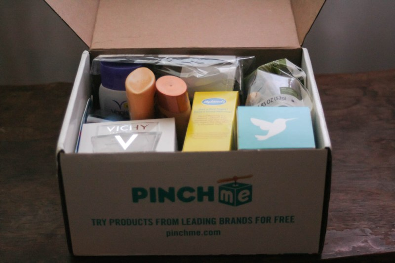 PinchME: Get Free Samples in Exchange for Reviews