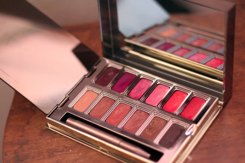 urban decay vice lipstick palette blackmail ulta beauty limited edition fall holiday 2016 gift makeup