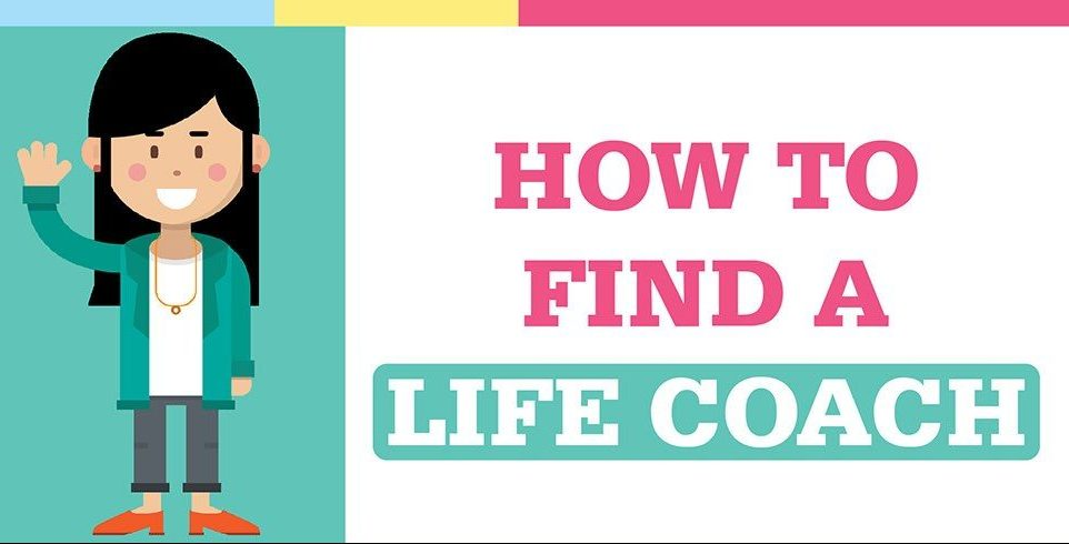 Dedicated: Tips for Finding a Life Coach [Infographic] • Broke and ...