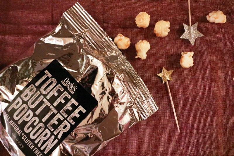 POPSUGAR Must Have Box - Oogie's Toffee Butter Popcorn
