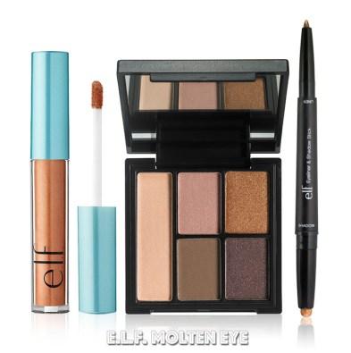 e.l.f. Molten Eye Kit - Holiday Beauty Bundle