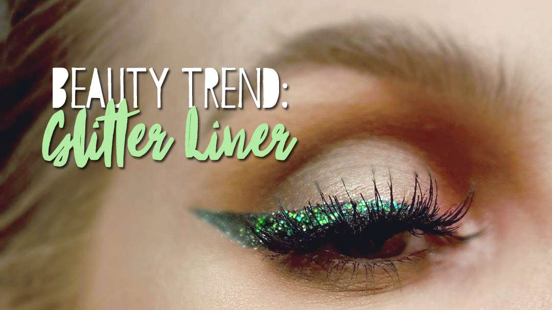 Beauty Trend: Glitter Liner & Where to Get It