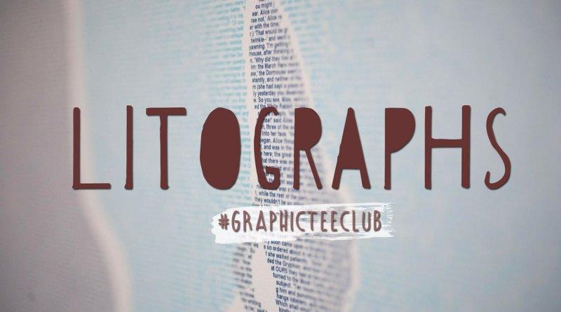 Graphic Tee Club: Litographs