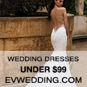 cheap wedding dresses EvWedding.com