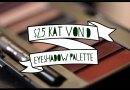 "$25 ""Discontinued"" Ladybird Palette from Kat Von D Beauty"