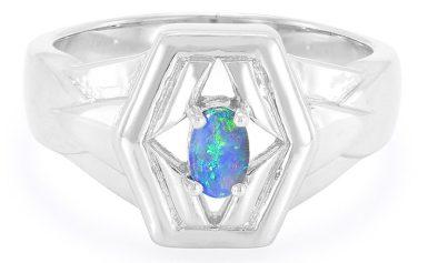 Boulder Opal Gents Ring, $29 $19